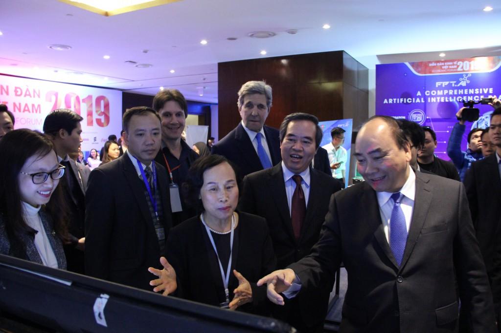 Vietnam Economic Forum 2019